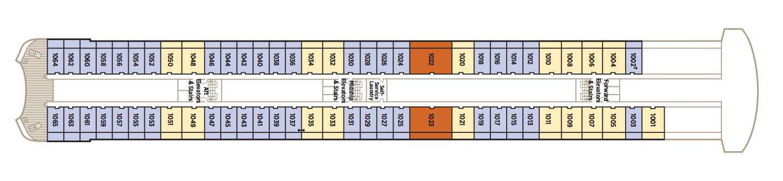 Crystal Symphony Deck Plans Penthouse Deck.png