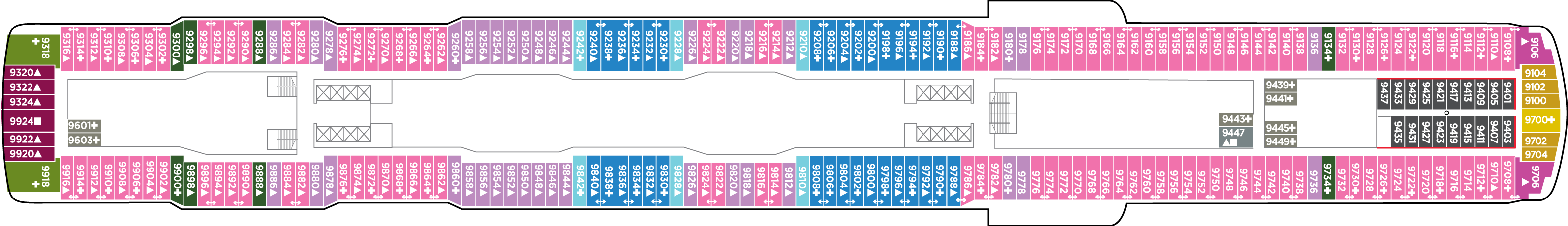 Norwegian Cruise Lines Norwegian Bliss Deck Plans Deck 9.png