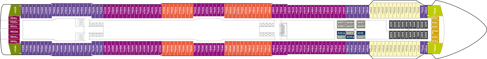 Norwegian Cruise Line Norwegian Breakaway Deck Plans Deck 9.png
