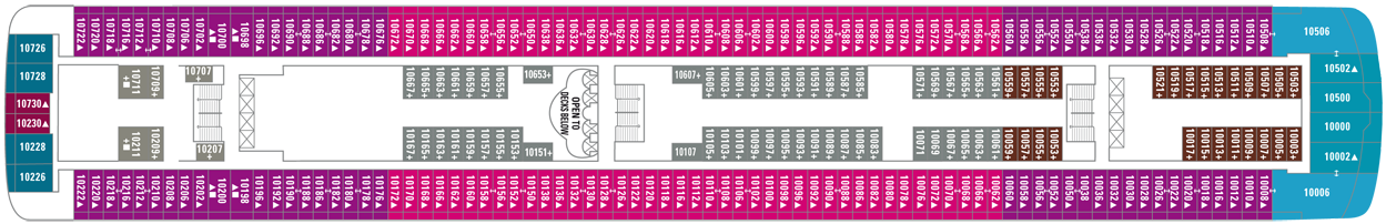 Norwegian Cruise Line Norwegian Dawn Deck Plans Deck 10.png