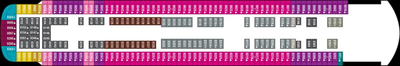 Norwegian Cruise Line Norwegian Sky Deck Plans Deck 10.png