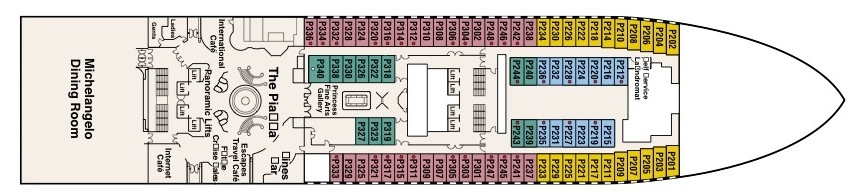 Princess Cruises Ruby Princess Deck Plans Deck 5.jpg