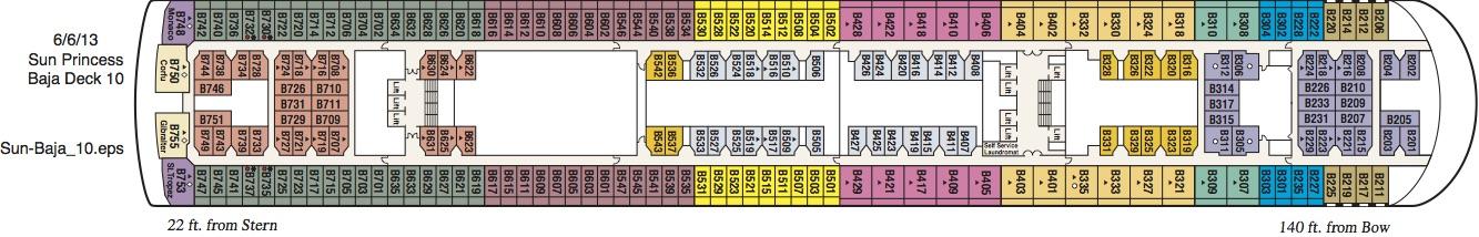 Princess Cruises Sun Class Sun Princess Deck 10..jpeg