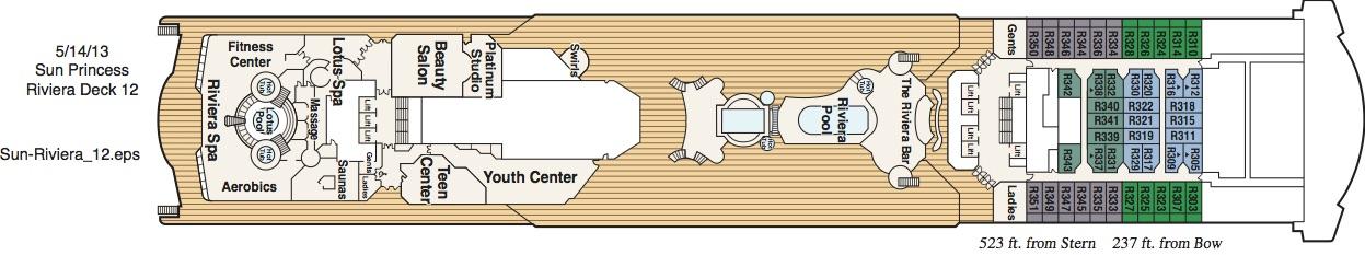 Princess Cruises Sun Class Sun Princess Deck 12.jpeg