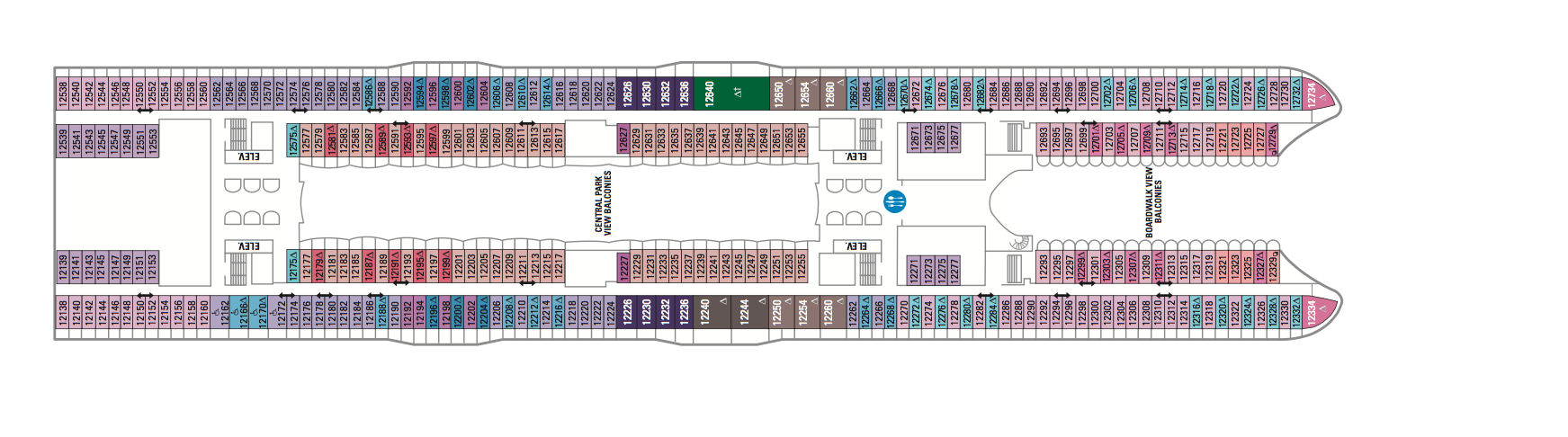 Royal Caribbean International Symphony of the Seas Deck Plans Deck 12.png