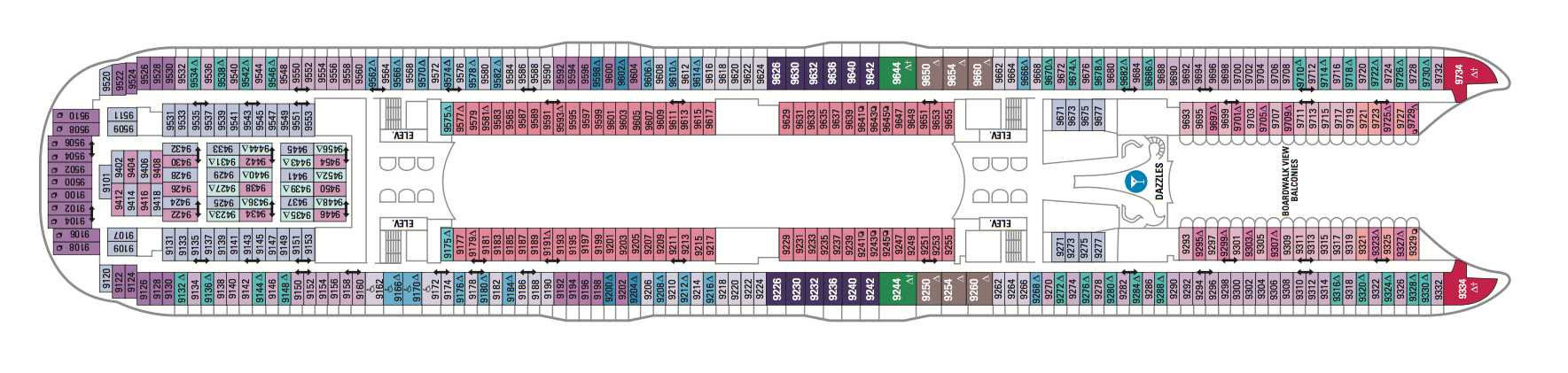 Royal Caribbean International Symphony of the Seas Deck Plans Deck 9.png