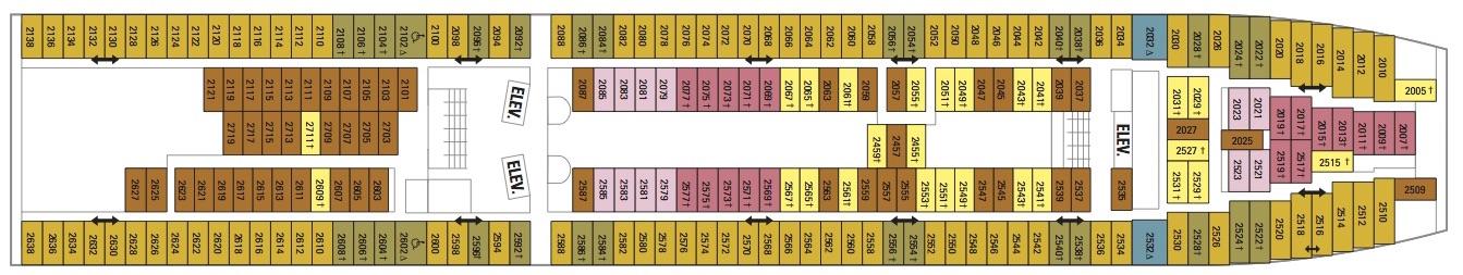 Royal Caribbean International Vision of the Seas Deck 2.jpg