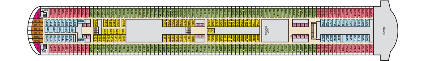 Carnival Cruis Lines Carnival Horizon Deck Plans Deck 8.jpg