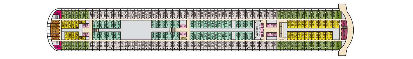 Carnival Cruise Lines Carnival Dream Deck Plans Deck 9.jpg