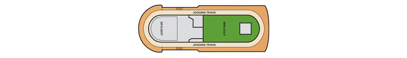 Carnival Cruise Lines Carnival Fantasy Deck Plans Deck 14.jpg
