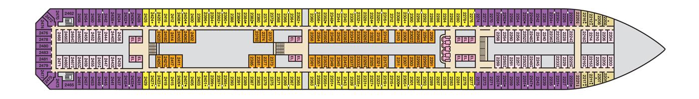 Carnival Cruise Lines Carnival Splendor Deck Plans Deck 2 jpg.jpg