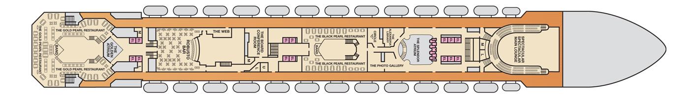 Carnival Cruise Lines Carnival Splendor Deck Plans Deck 4 jpg.jpg