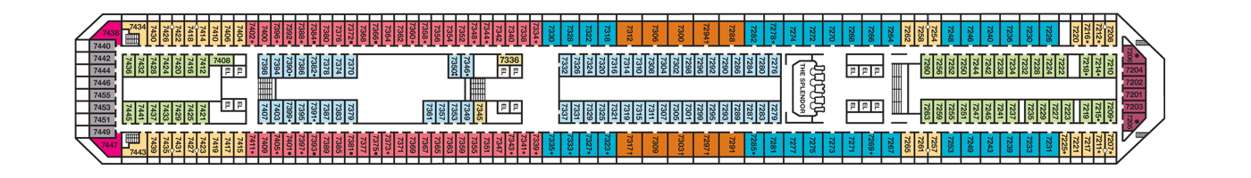 Carnival Cruise Lines Carnival Splendor Deck Plans Deck 7 jpg.jpg