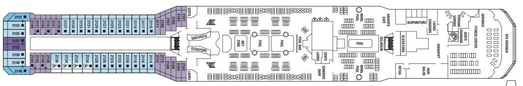 celebrity cruises celebrity eclipse deck plans deck 12.jpg