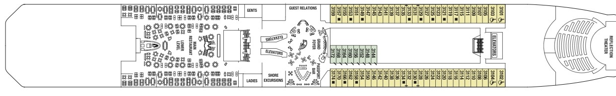 celebrity cruises celebrity reflection deck plan 2014 deck 3.jpg