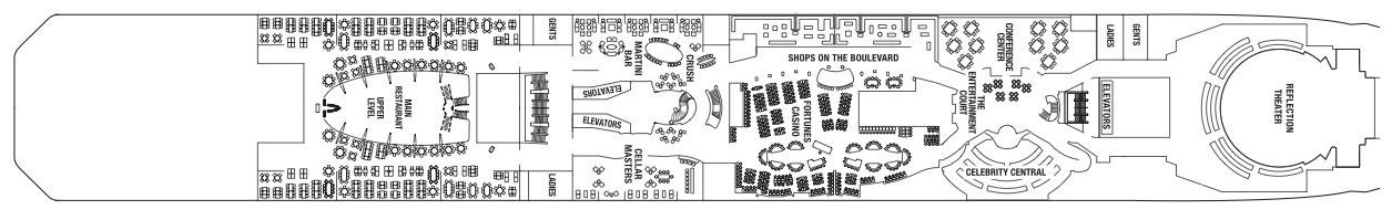 celebrity cruises celebrity reflection deck plan 2014 deck 4.jpg