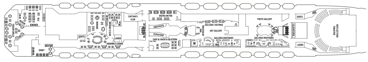 celebrity cruises celebrity reflection deck plan 2014 deck 5.jpg
