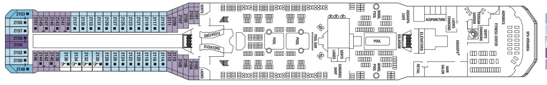 celebrity cruises celebrity silhouette deck plans 2014 deck 12.jpg
