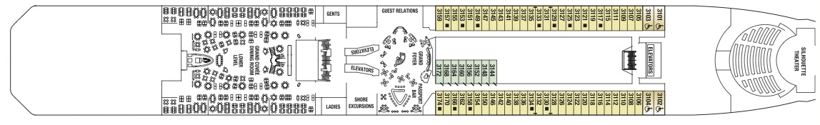 celebrity cruises celebrity silhouette deck plans 2014 deck 3.jpg